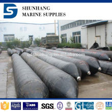 Marine Inflatable Rubber Salvage Air Bladder Made in China