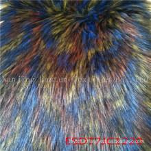 Long Pile Faux Raccoon Fur Esdt7jc1220
