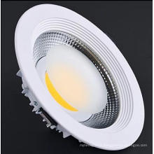 20W Dimmable 3years Garantia LED COB Downlight