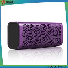 Portable Waterproof Wireless Bluetooth Speaker - Purple
