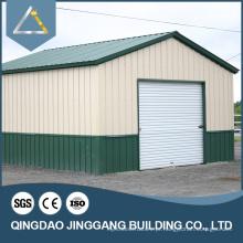 Fábrica de fábrica de estrutura de aço pré-fabricada de alta qualidade à venda