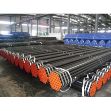 Seamless steel line pipes
