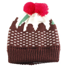 16FZCB09 holiday knitted custom beanie