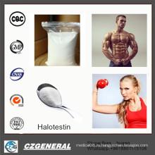 99% Puirty Сырцовый Стероидный порошок halotestin Fluoxy Местер для увеличения мышцы