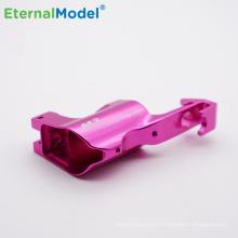 EternalModel oem milling peek parts milled prototype plastic CNC milling service