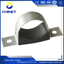 Collier de fixation de câble Jgt Type utilisé pour l'équipement électrique
