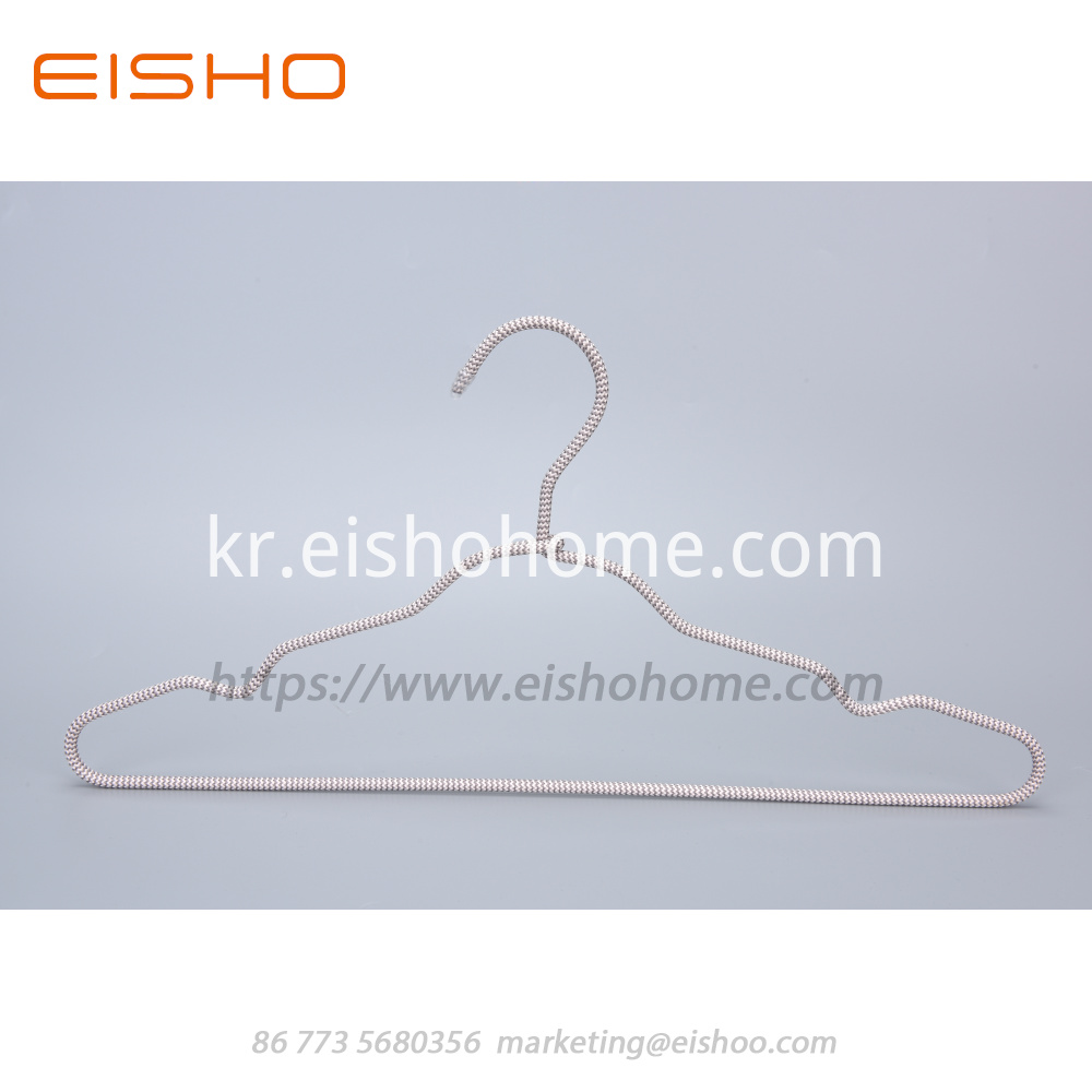 43 Eisho Braided Hangers For Clothes