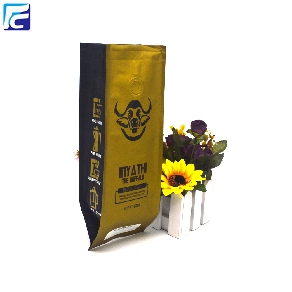 Coffee Bag Air Valve
