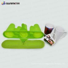 Abrazadera del silicón 3D 12OZ / 17oz para la taza de la sublimación 3D