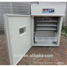 Incubadora automática nova do ovo do uso 264 da galinha da circunstância