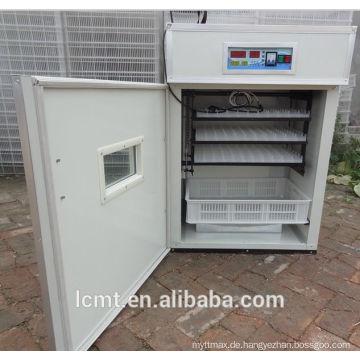 New Condition Chicken Usage Automatische 264 Eier Inkubator