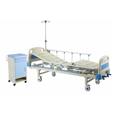 HK206 Two Function Manual Hospital Bed