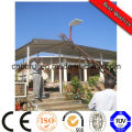 Hot White Solar Power Panel 3 LED Fence Gutter Light Outdoor Garden Wall Lobby Pathway Lamp