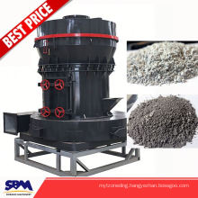 Famous SBM brand rock breaking powder crusher, calcite grinder mill