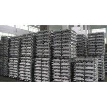 2016, Hot Sale, China Alta qualidade 99,7% puro 99,9% Lingote de alumínio