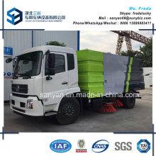 Dongfeng Kingrun Rhd Euro 3 10000L Road Sweeper Truck