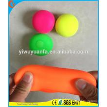 Heißer Verkauf neuer Entwurfs-bunte Ausdehnungs-Kugel-Spielwaren