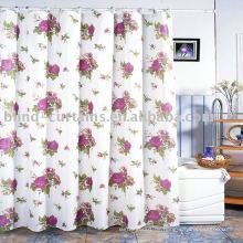Blumen-Design schöne Duschvorhang
