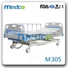 Medco M305 3-manivela de cama Hospital suministro de equipos