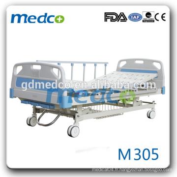 Medco M305 3-manivelle Fourniture d'équipement hospitalier