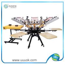 Textile rotary screen printing machine price