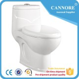 Ivory Color Siphonic Bathroom Toilet