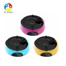 Новый 6 питания ЖК-цифровой Автоматическая домашних фидер кормушки для кота/собаки питатель чаши