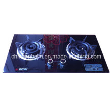 2 Burners 760 Tempered Glass Built-in Hob/Gas Hob