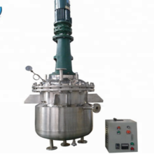 Paint Mixing Tank Reaction Kettle Chemical Mixing Reactors