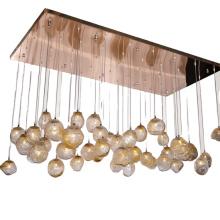 New Arrival Design Hot Sales Modern Light Luxury Villa Living Room Chandelier