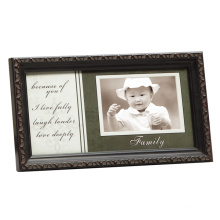 Wooden New Photo Funny Frame for Home Deco