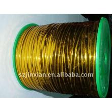 Packing Golden Metallic Twist Tie