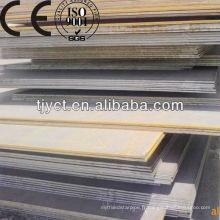 40Cr, 42Cr, 12CrMoVNi plaque d'acier d'alliage pour la structure