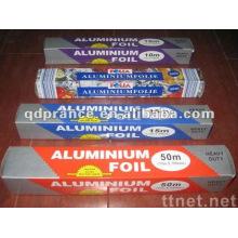 Aluminium-Haushaltsfolie