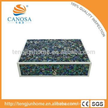 Hotel Amenity Luxury Abalone Shell Storage Box