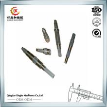 Китай завода OEM обслуживание Шнекового вала коробки передач CNC подвергая механической обработке Вал из нержавеющей стали