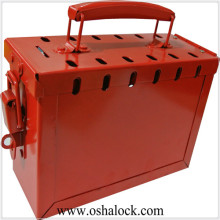 Safety Lockout Kit Box