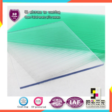 Clear Plastic Glass Sheet; Unbreakable Solid Polycarbonate Sheet Prices