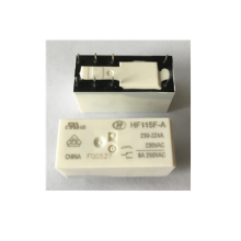 Relay Miniature High Power 8A DPDT 230V Integrated Circuits   ROHS  HF115F-A230-2Z4A