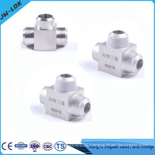 Best-selling ss butt welded pipe fitting