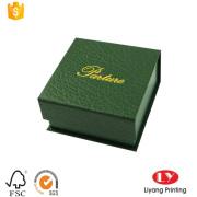 Boek vormige C-clip horloge kartonnen doos