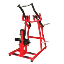 Fitnessgeräte für ISO-lateralen vorderen Lat Pulldown (HS-1005)