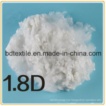 Highly Elastic Polyester Staple Fiber 1.8d