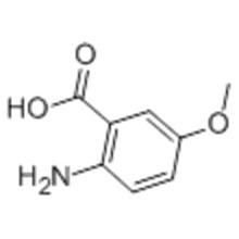 2-Amino-5-methoxybenzoesäure CAS 6705-03-9