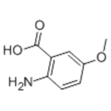 Acide 2-amino-5-méthoxybenzoïque CAS 6705-03-9