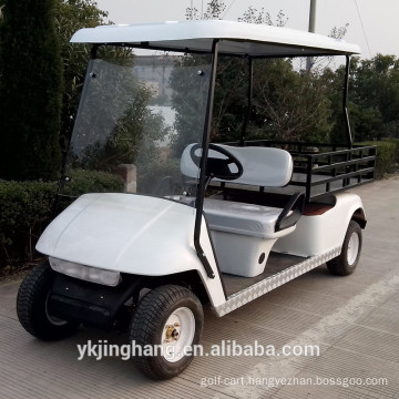 White electric utility vehicle with 2 seats from China(mainland) for sale