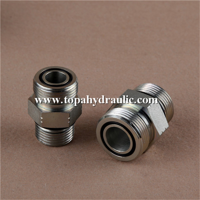 oil stainless steel high pressure hose fittings
