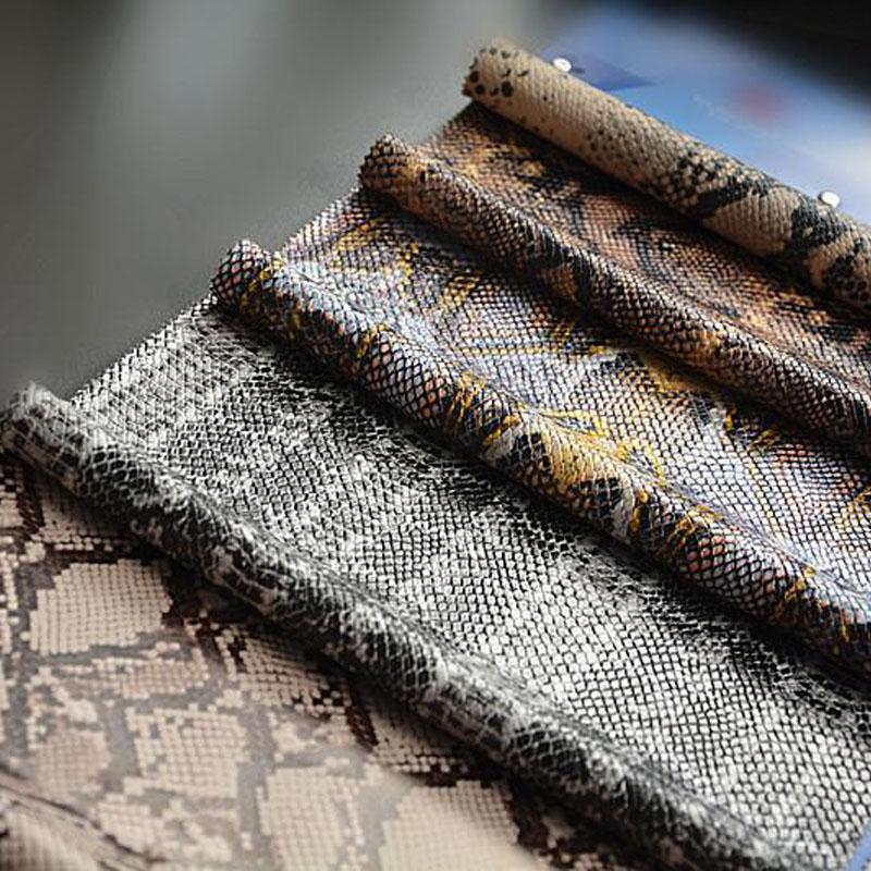 3D Pattern PU Leather