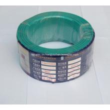 Alambre de aluminio aislado profesional del PVC de la baja tensión, alambre eléctrico