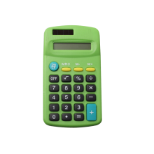 8 Digits Mini Desktop Calculator for Sale